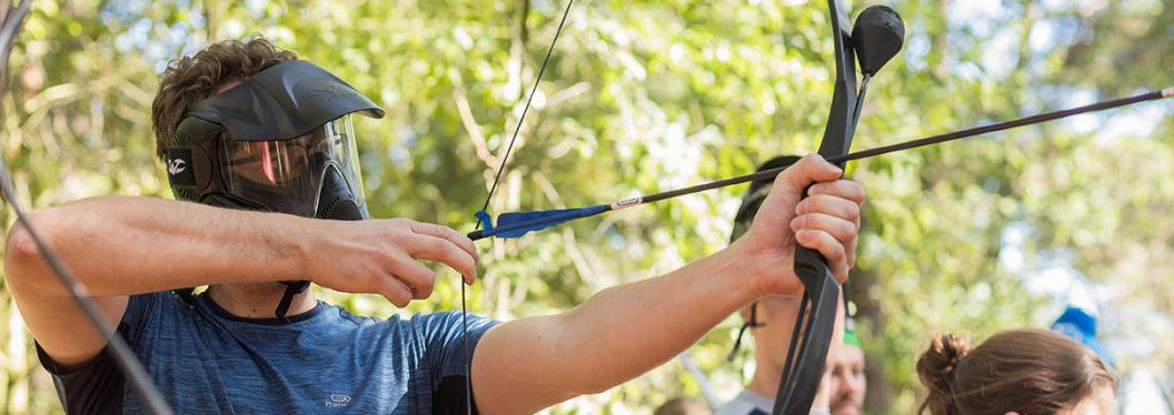 Archery-tag-stranduitje-IJM
