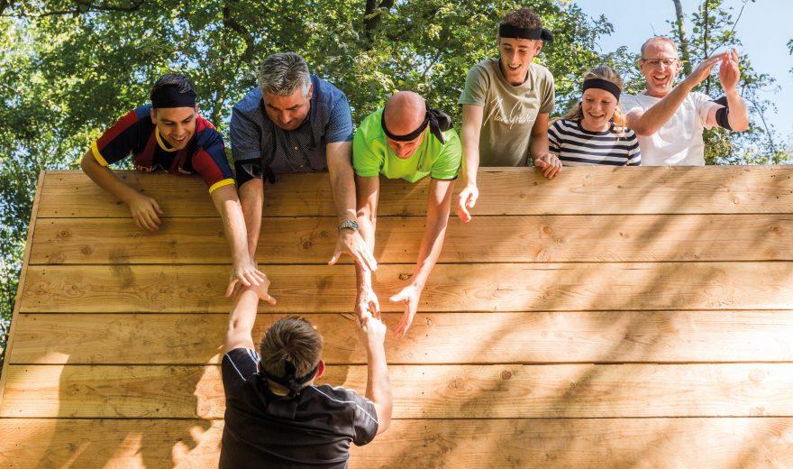 Bedrijfsuitje-teambuilding-groepsuitje