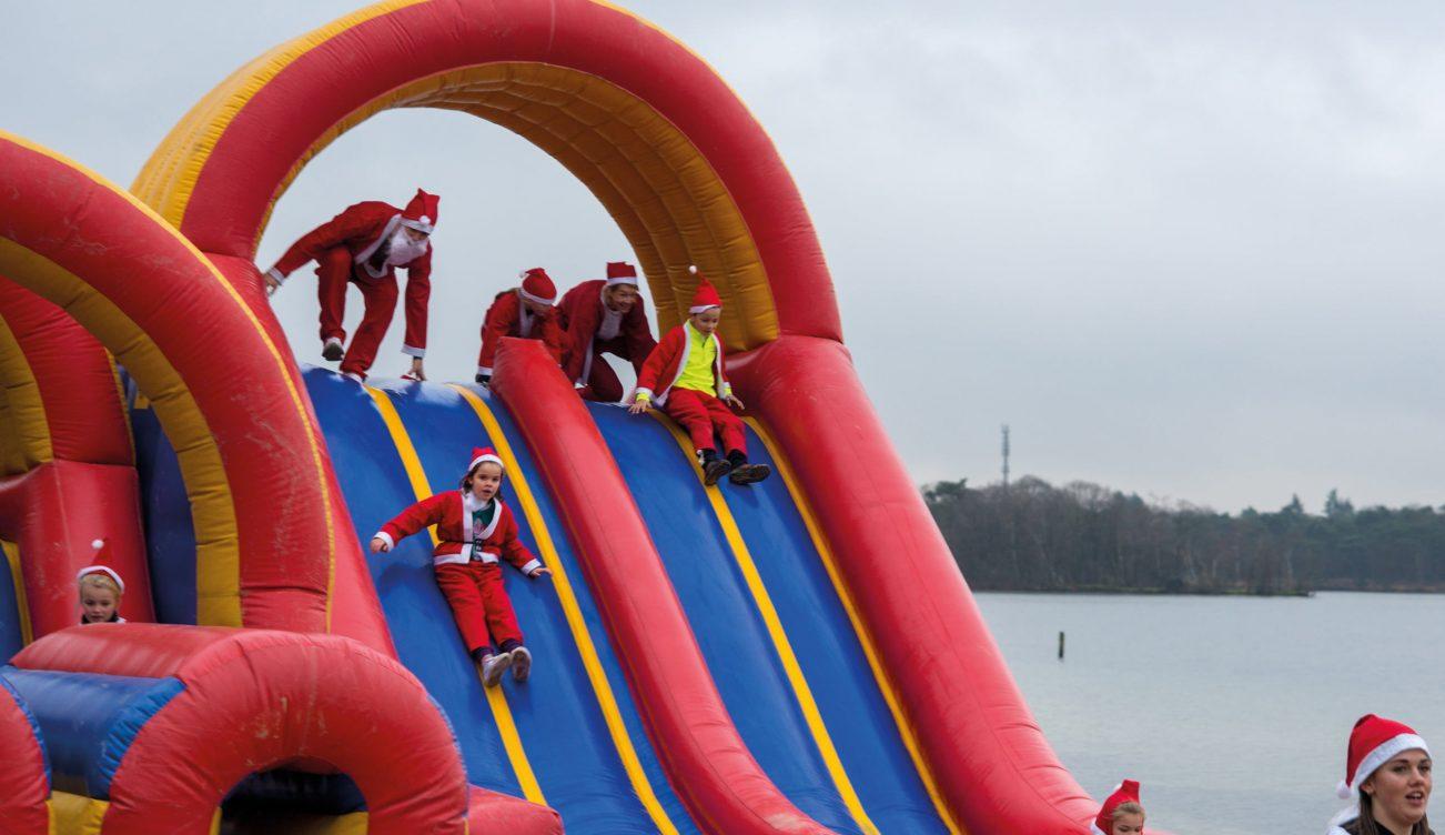 Santa-Fun-Run