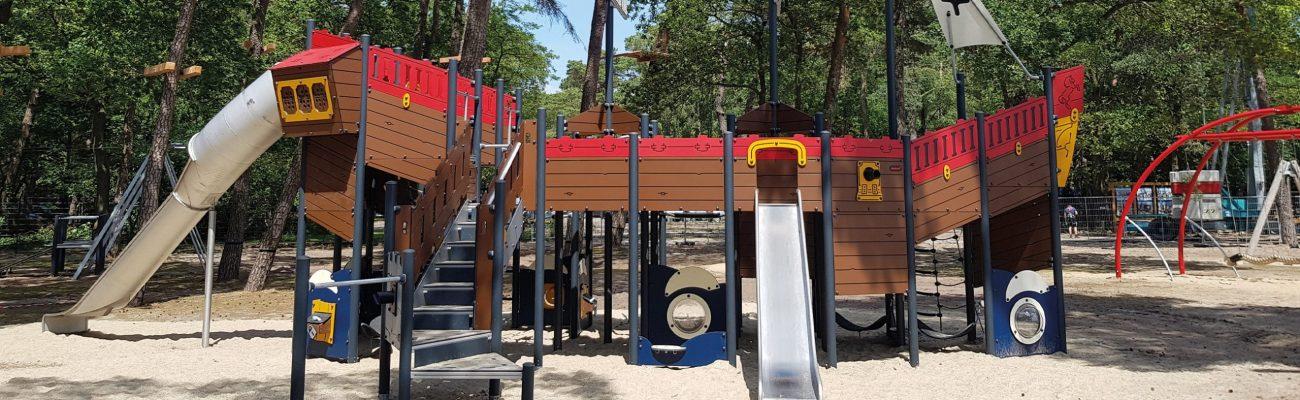 Schip-speeltuin-Strandbad