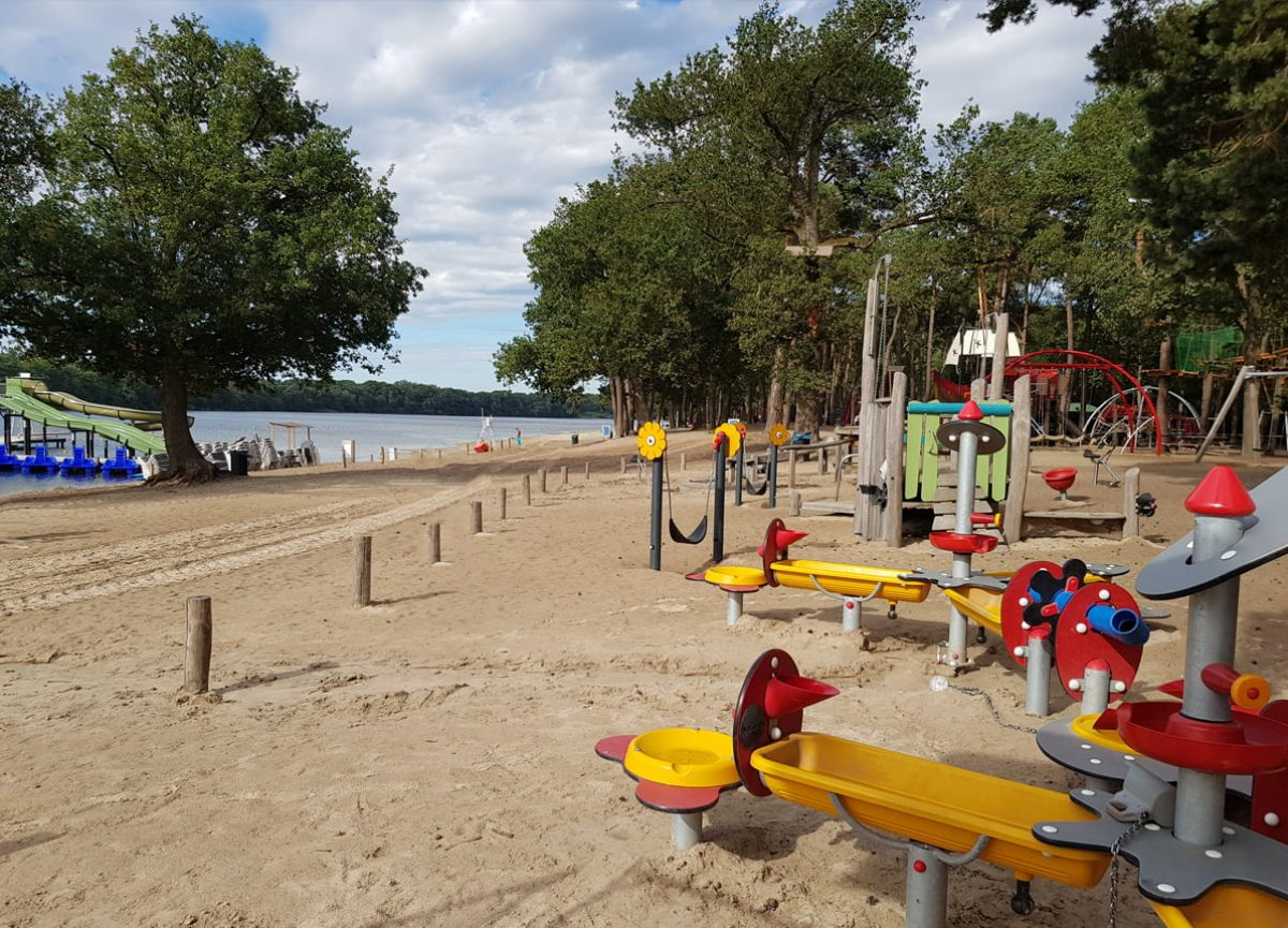 Strandbad IJzeren Man