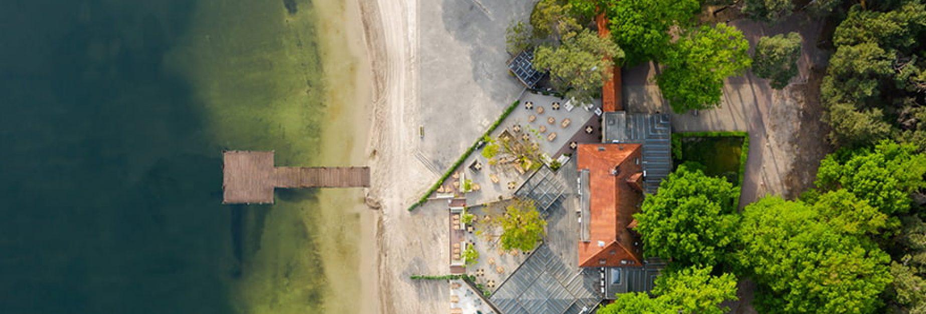 Strandpaviljoen-eventlocatie