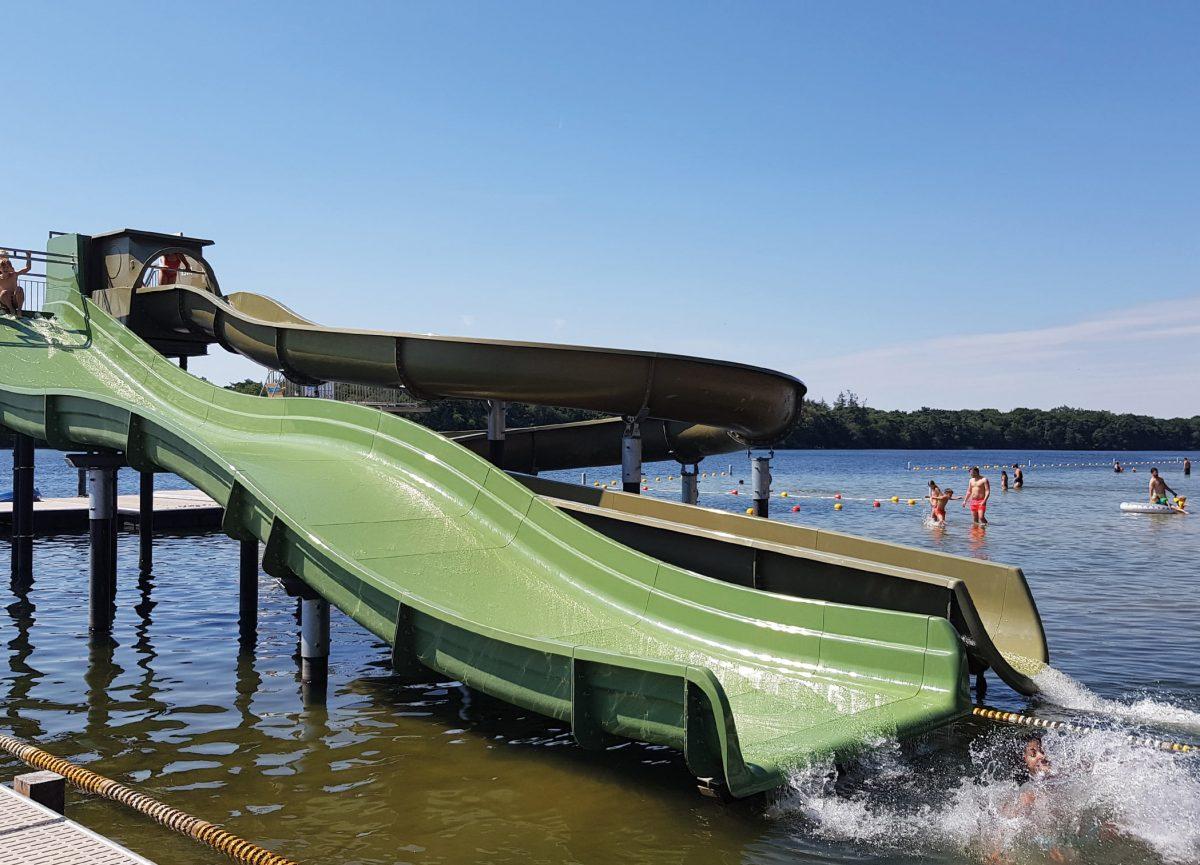 Waterglijbanen-Strandbad-IJzeren-Man